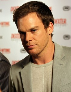 Dexter didn't just see red blood ... (Wikipedia photo)