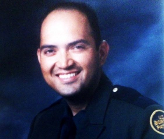 Border Patrol agent Armando Gonzalez has been accused of videotaping hundreds of women while they used a restroom at a border checkpoint near San Diego. (KGTV/U.S. Customs and Border Protection photo)