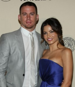 We bet Channing's wife Jenna knows all about the secret fire crotch this hottie has!