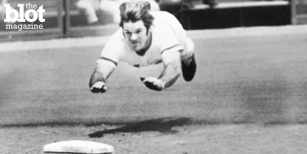 Pete Rose has been barred from baseball longer than he played, and it's now time time to honor the great player he was by putting him in the Hall of Fame. (YouTube photo)
