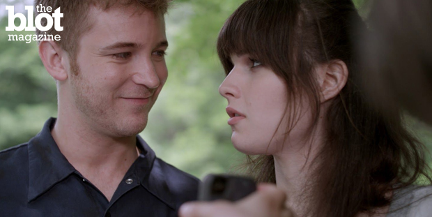 One of the best movies Dorri Olds saw at TFF2015 was Eric Schaeffer's 'Boy Meets Girl,' starring transgender actress Michelle Hendley and Michael Welch of 'Twilight.'