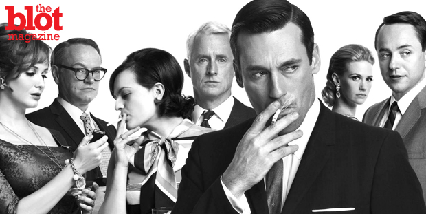 Ready your lungs and liver: As AMC's 'Mad Men' begins its seven-episode swan song this Sunday, we reflect on the things we'll miss when it fades to black. (AMC photo)