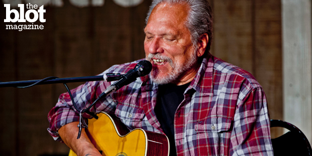 Guitarist Jorma Kaukonen's had a prolific career with Jefferson Airplane, Hot Tuna and solo — with a new album, he 'ain't in no hurry' to stop the music. (Photo by Scotty Hall)