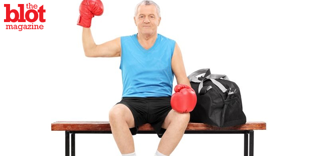 As the Mayweather vs. Pacquiao hype reaches a fever pitch, this senior citizen sports fan wonders how the two aging boxers will hold up on fight night.