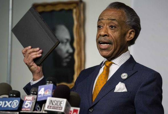 How Al Sharpton Betrayed Friends to Become FBI Rat.
