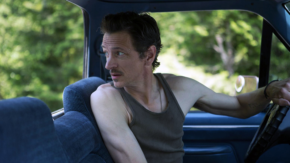 John Hawkes in a scene from 'The Driftless Area.' (Bron Studios photo)