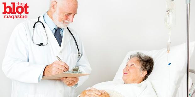 England may not be so merry olde now that doctors are able to ask elderly patients ages 75-up if they'll agree to sign 'do not resuscitate' orders.