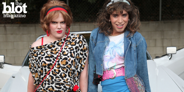 "We chat with Brandon Alexander III, writer/star of ""First Period,"" which parodies teen movies with a refreshing twist: The main teen girls are men in drag."