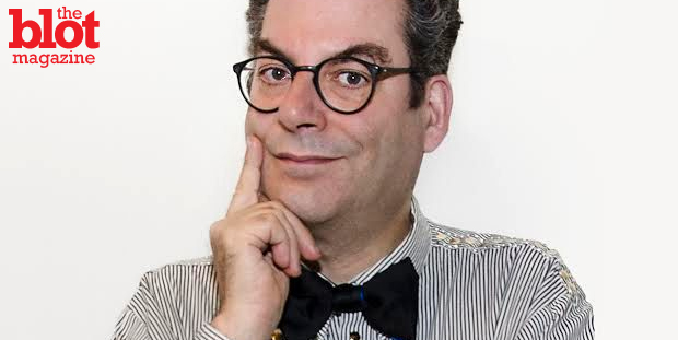 Michael Musto gives us a glimpse into some of the downright humiliating moments of his life as a gossip columnist/bon vivant/gay man looking for love. (Andrew Werner photo)