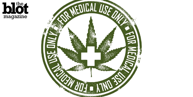 A TV ad for an online medical marijuana patient-doctor portal means there's now advertising for a legitimate service engaged in the legal cannabis business.