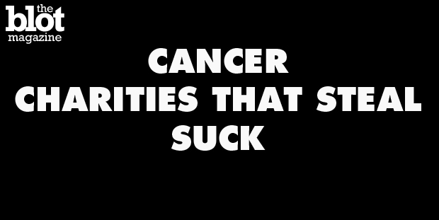 The Federal Trade Commission found that four cancer charities used $187 million in donations for themselves instead of the people who needed those funds.