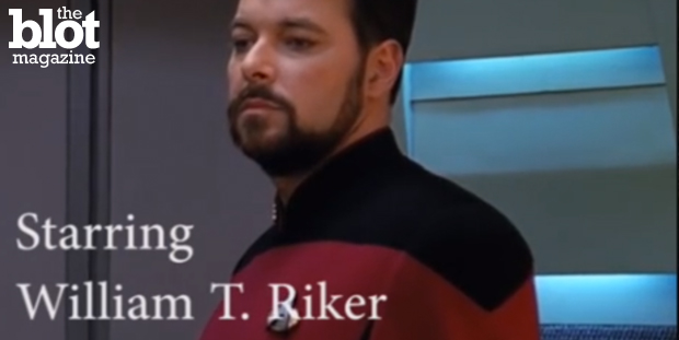 Carl Pettit talks to Jan Van Den Hemel, who created a hilarious remix of 'Star Trek: The Next Generation' — which features just the show's Commander Riker.