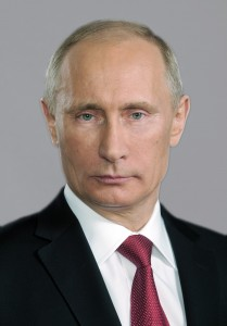Vladimir Putin - credit www.kremlin.ru