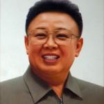 Kim Jong-il  - posthumous portrait - Joseph Ferris III (wiki commons)