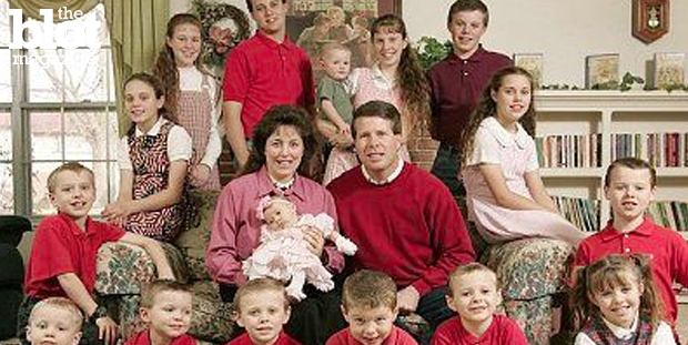 Josh Duggar, 27, of '19 Kids and Counting' has admitted he molested five girls, including four of his sisters, yet TLC hasn't canceled the Duggar family's show — and may possibly order a spinoff. Seen here are some members of the brood in 2005. (© Brad Loper/ZUMA Press/Corbis photo)