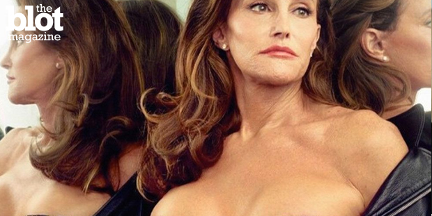 The gushing over Caitlyn Jenner's attractiveness is significant because people — and the media — are finally publicly admitting they find a trans person attractive.(cosmopolitan.co.uk photo)