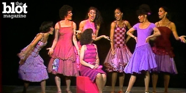 Talk about Broadway belters! With the 69th annual Tony Awards airing Sunday on CBS, we take a look back at the show's top performances from years past. Above, Debbie Allen wows with her version of 'America' from the 1980 revival of 'West Side Story.' (YouTube photo)