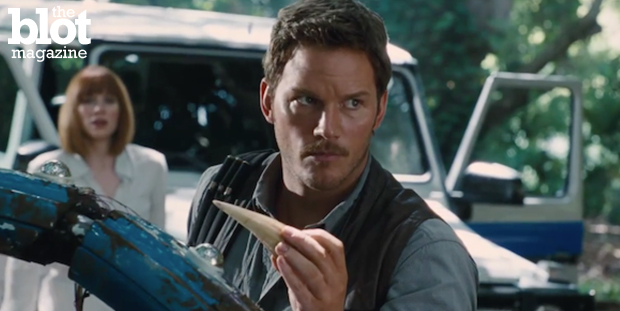 'Jurassic World' doesn't open to visitors until Friday, but we got a sneak peek. Our verdict? It's a solid film — and the franchise's best since the '93 original. (Image from 'Jurassic World' trailer)