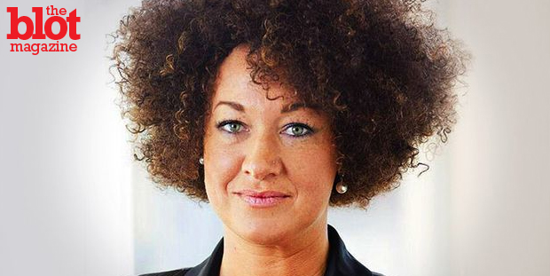NAACP leader Rachel Dolezal lied about being black, but that's not the only scandal surrounding her — or her family. Here are four other shockers. (democracynow.org photo)