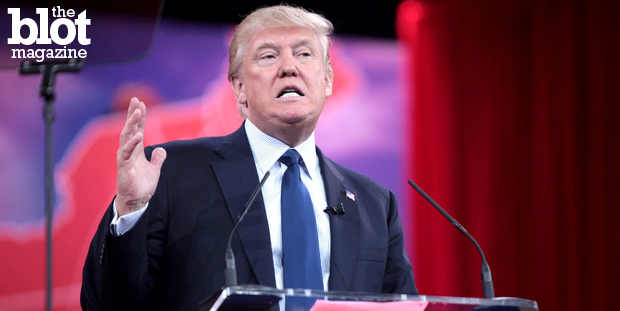 Donald Trump has no political experience, yet he wants to be president. Here are 10 things we'd like to ask him — and only four are about that hair. (Wikipedia photo)