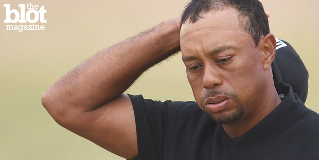 Benjamin Wey cites Tiger Woods' poor U.S. Open performance to illustrate the importance of knowing when it's time to walk away and try something else. (bbc.com photo)