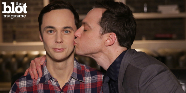 It's powerful when a celeb comes out, but often, their being gay wasn't such a well-kept secret. Michael Musto names 10 such celebs, like Jim Parsons, seen earlier this year with his Madame Tussauds wax figure.  (© Raymond Fairall/Demotix/Corbis photo)