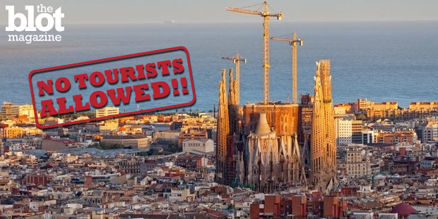 Recently elected Mayor of Barcelona Ada Colau is fed up with rowdy tourists and has suggested a cap on new hotels and unregulated tourist apartments.