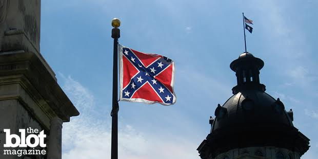 Stores and websites are following in the footsteps of politicians who have declared war on Confederate flags and merchandise after the Charleston shootings. (eyeliam / Flickr Creative Commons photo)