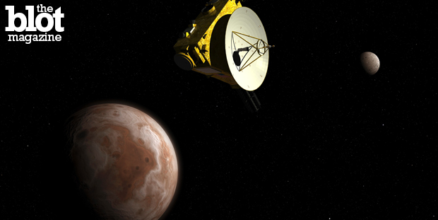 NASA's New Horizons mission offered astonishing, never-before-seen images of Pluto, proving that even if it's not a planet anymore, it's still a fascinating part of our solar system. Above, the New Horizons spacecraft flies by dwarf planet Pluto and its moon Charon. (© Walter Myers/Stocktrek Images/Corbis photo)