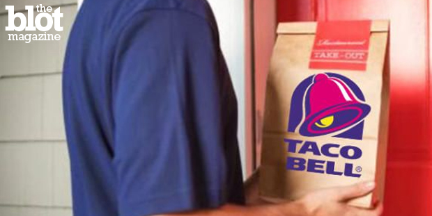 Just when we thought Americans couldn't get any lazier or addicted to bad-for-us food, several fast-food chains have introduced delivery services. (Complex.com photo)