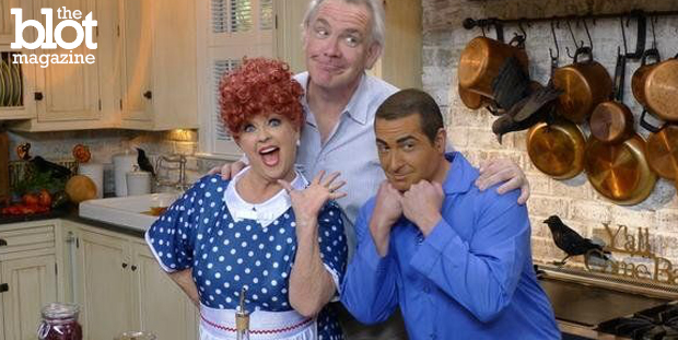 The uproar over the photo of Paula Deen's son in brown-face makeup is missing one big point: That racism against Latinos is still pretty rampant. (celebrity.yahoo.com photo)