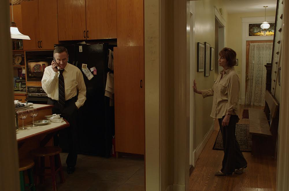 Williams and Kathy Baker as Nolan and Joy xxx in 'Boulevard.' (Starz Digital photo)