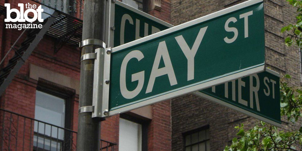 Thanks to mainstream acceptance, some suggest that the traditional gayborhood is becoming a thing of the past. Is this what progress looks like? (panoramio.com photo)