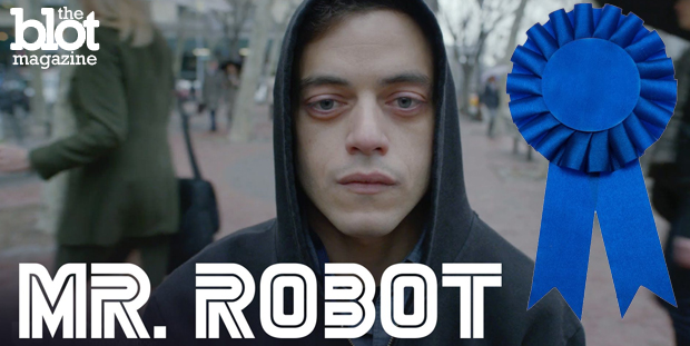 "Summer doesn't usually have many monster TV hits, but the sweltering 2015 season did have a few gems viewers noticed, like USA Network's ""Mr. Robot,"" above — as well as some big letdowns. (YouTube photo)"