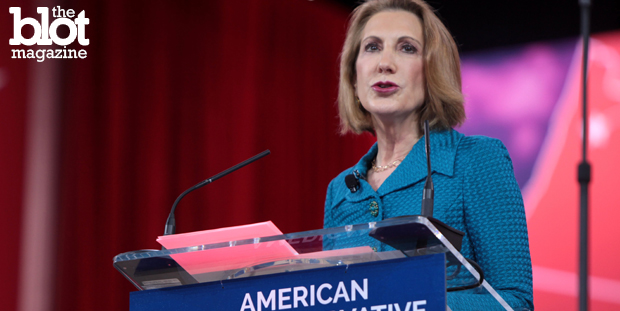 As the GOP tries to attract younger and more women voters, keeping candidate Carly Fiorina off the upcoming CNN debate is good for the party or the network. ((Wikipedia photo)