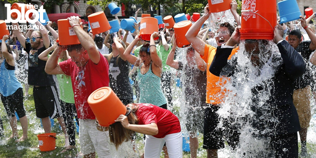 Remember the Ice Bucket Challenge? The posts weren't just a social media annoyance: They raised $115 million for ALS — and funded a research discovery. (forbes.com photo)