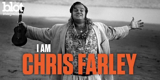 In 'I Am Chris Farley,' Lorne Michaels, Bob Odenkirk, David Spade, Mike Myers, Adam Sandler, Dan Aykroyd and more friends talk about Chris Farley. (Photo courtesy 'I Am Chris Farley')