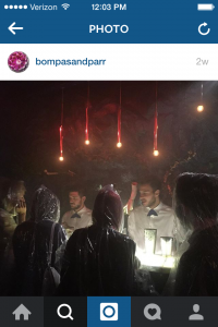 (Bompas and Parr Instagram photo)
