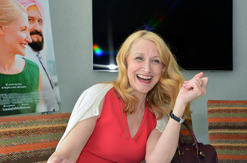 Patricia Clarkson. (Photo by Dorri Olds)
