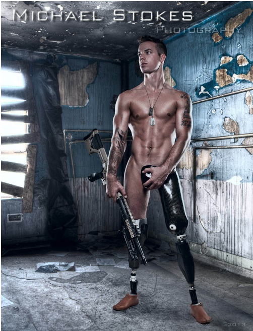 wounded warrior (Michael Stokes)