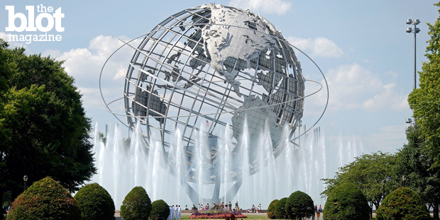 In this 'Park It,' we visit Flushing Meadows-Corona Park, the largest park in Queens, N.Y., the site of two World's Fairs and a great place for toddlers. (Wikipedia photo)