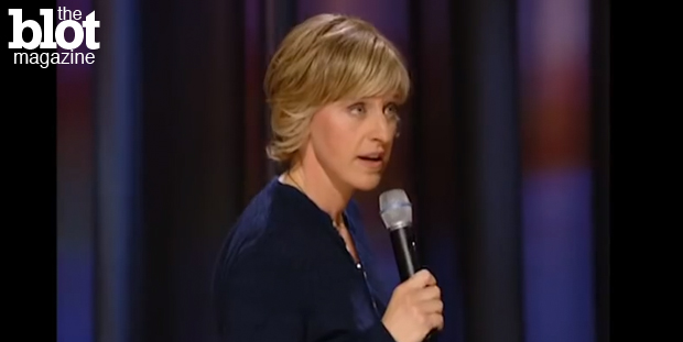 Before there was Amy Schumer, there were these four female comedians who had the balls and talent to pave the way for today's funny gals to take the stage. (YouTube photo)