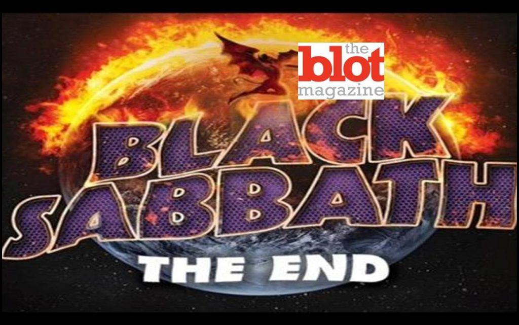 What's Wrong? Black Sabbath Calls It Quit in Final Tour