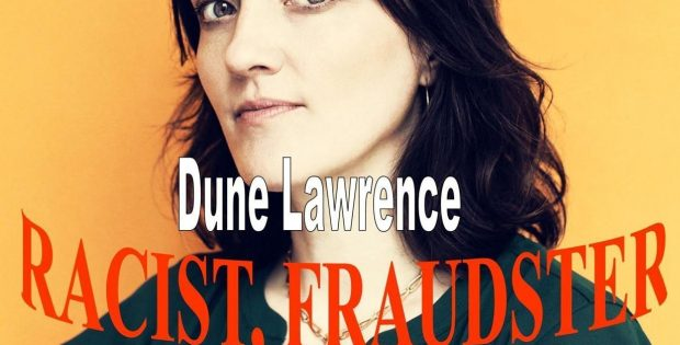 Reporter DUNE LAWRENCE, Notorious Bloomberg Writer Banned From China, Subject to Arrest
