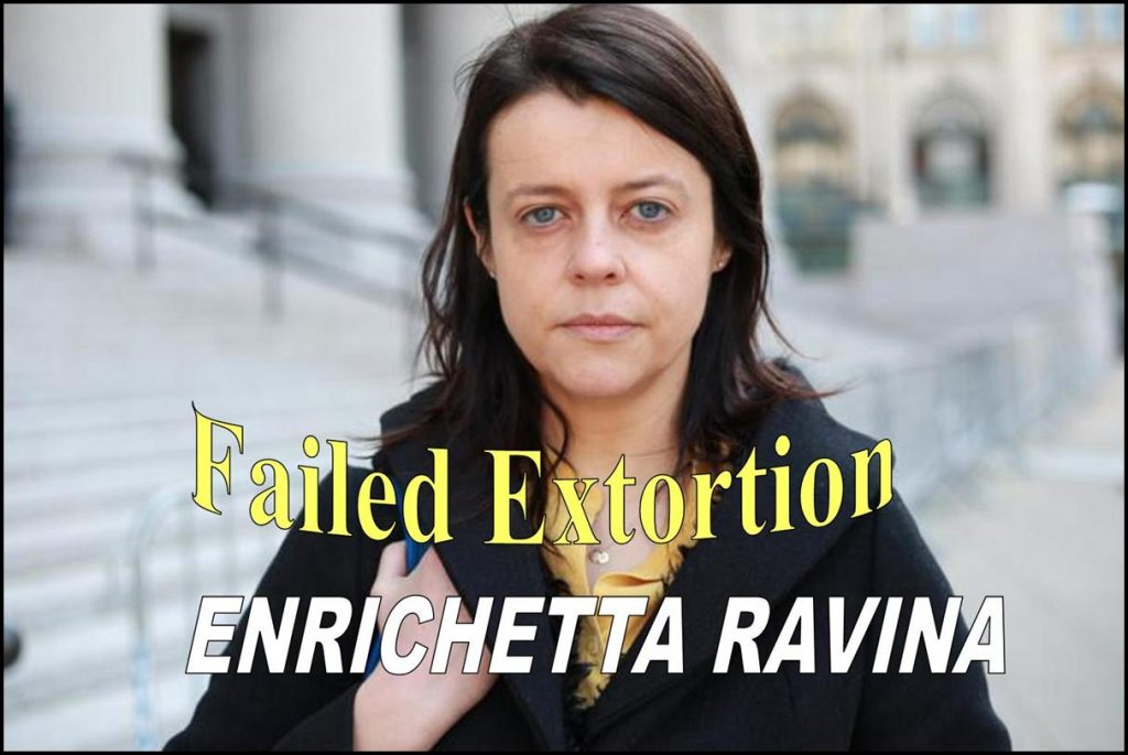 ENRICHETTA RAVINA, Columbia University Assistant Professor Implicated in Fraud