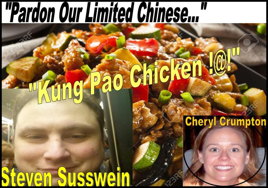 CHERYL CRUMPTON, STEVEN SUSSWEIN, SEC STAFF CHINA CROSS BORDER FRAUD