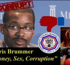 PROFESSOR CHRIS BRUMMER, UNQUALIFIED CFTC NOMINEE HIDDEN IN DARK CLOSET
