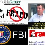 Sham SOUTHERN INVESTIGATIVE REPORTING FOUNDATION (SIRF), RODDY BOYD FBI Crossfire