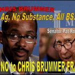 Fraud, Lies Doom CFTC Nominee Chris Brummer, No Ag, No Substance, All BS