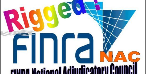 FINRA Supports FINRA NAC Members, Sponsors Racism, Chris Brummer Fraud